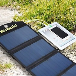 Foldable Solar Charger for...